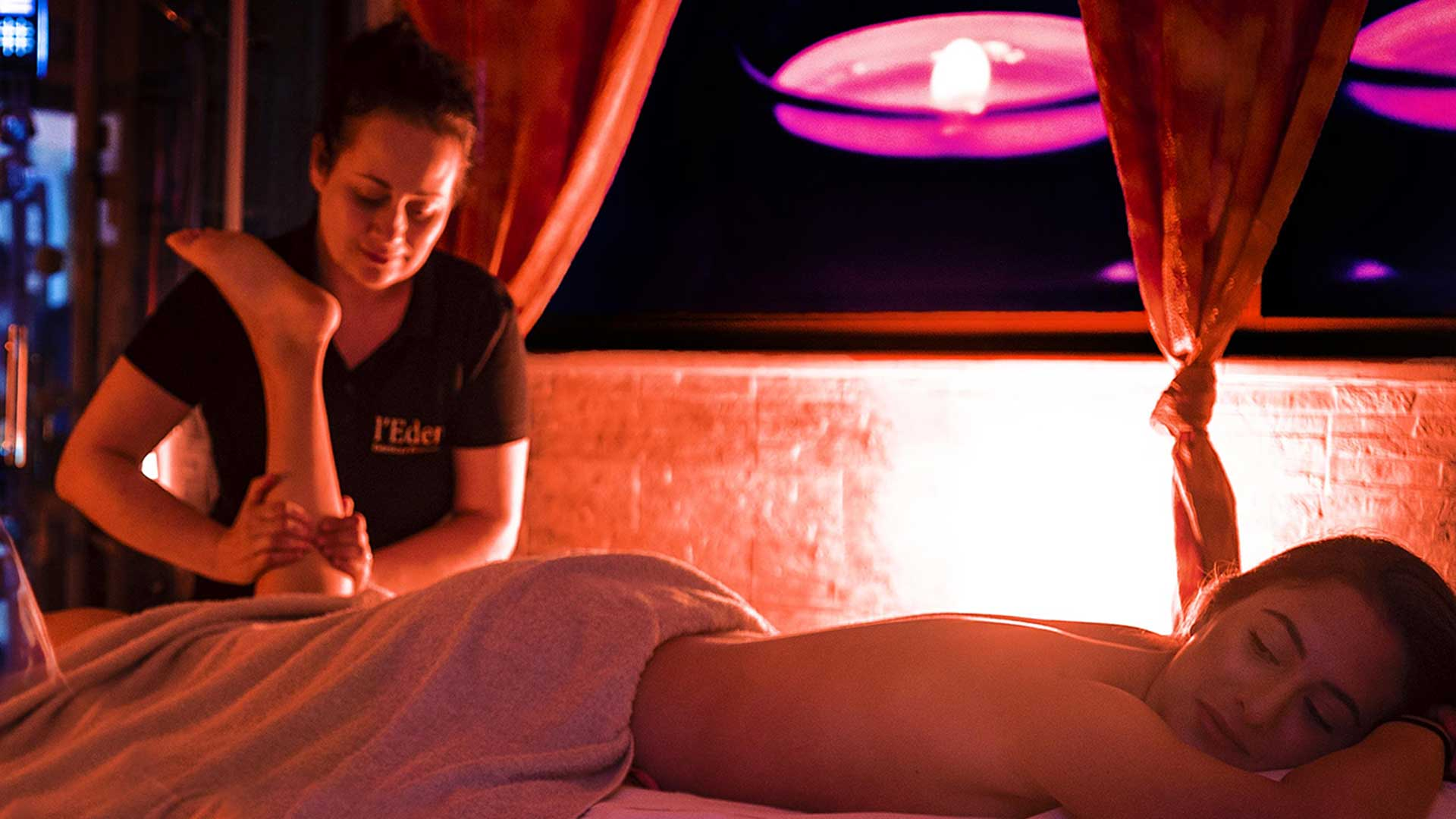 l'Eden Estetica e Benessere-Massaggio-di-coppia