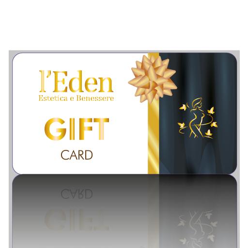 l'Eden Estetica e Benessere Gift Card