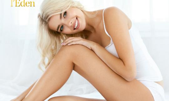 l'Eden Estetica e Benessere pelle liscia